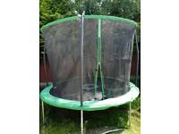10 ft trampoline - two months old