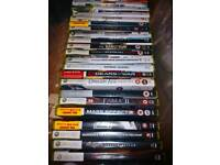 Several Xbox 360 games