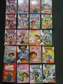 Kids dvds bundle