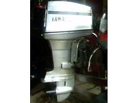 OUTBOARD MOTOR YAMAHA 85 HP WITH P.T.T