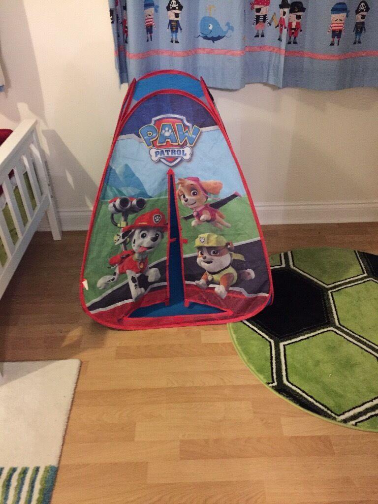 Play tent indoor outdoor