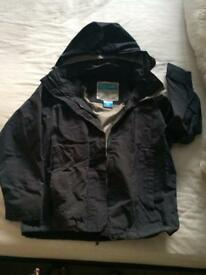 Trespass Kids waterproof coat