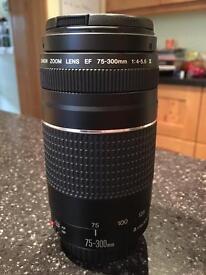 Canon Zoom Lens EF 75-300mm f:4-5.6 III