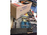 Box of 200 CDs (Various) {SET 7}