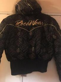 Rockawear jacket size medium