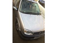 Modified Saxo Vtr with Kent cam and omex