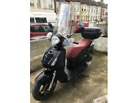 Honda PS 125 PS125 2012 Low milage