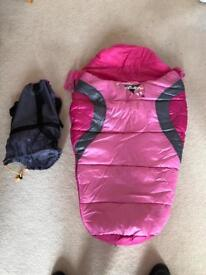 Todler sleeping bag Vango Nitestar Mini