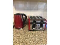 Russell Hobbs kettle & toaster