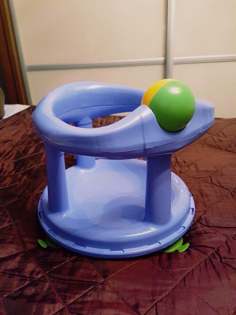 Babys bath seat! Babys bath chair baby safety bath seat