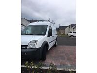FORD TRANSIT CONNECT 57 PLATE TOWBAR / ROOF RACK