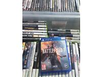 Battlefield one PS4 game
