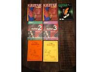 Guitar learner books