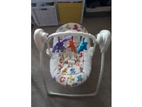 Baby Swing - Excellent Condition