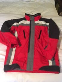 Boys Ski Jacket, Dare2be, size 32 chest, height 164