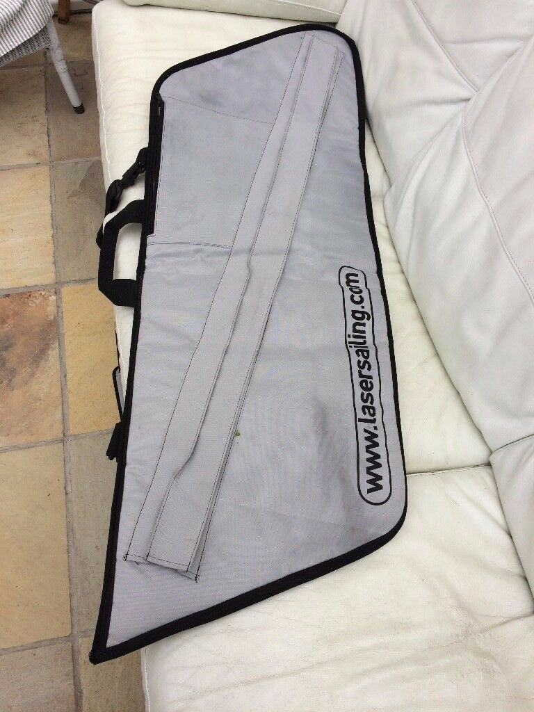 Laser Daggerboard Cover- Excellent Condition
