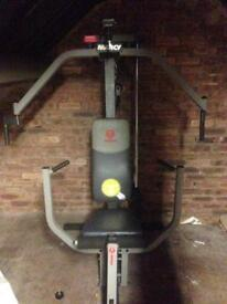 Marcy multi gym excellent condition