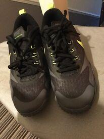 Nike zoom hypercross trainers used