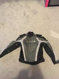 Motorcycle cycle jacket size medium