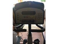 Technogym exercise bike