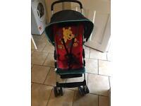 Hauck Sport Winnie the Pooh pram/buggy/pushchair