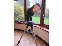 Celestron Nexstar 6SE (and eyepieces and filters)
