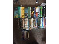 Various dvds inc Disney, marvel & boxsets etc