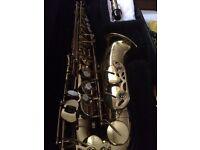 Saxophone selmer mark 7 alto