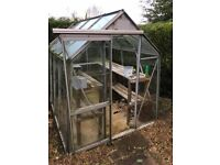 Greenhouse for sale - buyer to dismantle and remove