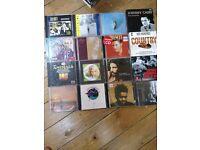 Mixed CDs Varied Genres