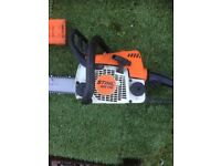 Stihl Chain Saw, Spares or repair