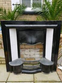 Iron Fire Surround