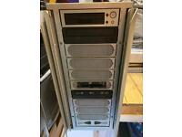 Custom Made PC - For Spares (no HDD), But Presumed To Be Still In Working Order