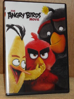 The Angry Birds Movie (DVD, 2016)  Jason Sudeikis, Josh Gad, Danny McBride