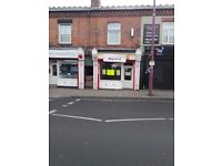 Shop to let witton aston