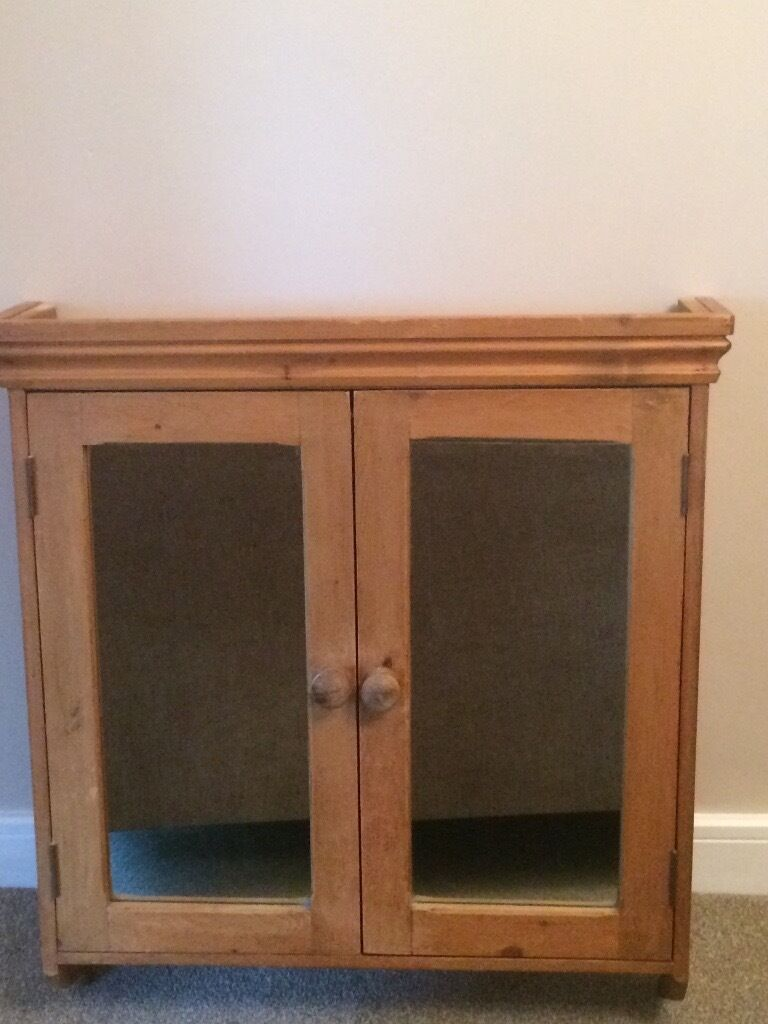 pine bathroom cabinet in preston lancashire gumtree