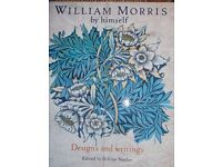 William Morris by himself - designs and writings book