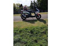 Longija Phoenix 50cc
