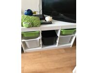 Trofast by ikea storage unit with drawers
