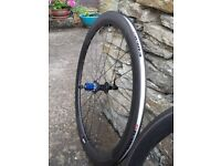 Mantel 50mm Carbon clinchers £500