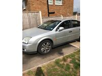 03 plate vectra sxi tdi long mot vgc may swap or part x