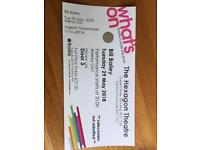 1 Ticket for Bill Bailey at Hexagon, Reading 29th May