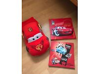Cars canvases and cushion