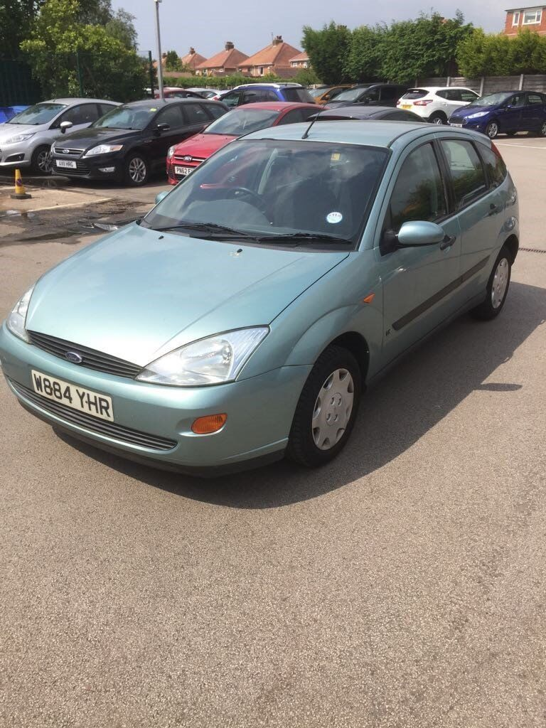 FORD FOCUS 59,000 GENUINE MILE, MOT'D FORD MAIN DEALER SERVICE HISTORY - FIRST TO SEE WILL BUY