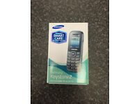 SAMSUNG KEYSTONE 2(GT-E1205Y)(ALL NETWORKS(£17.99)