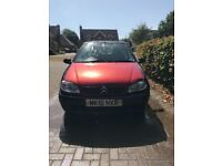 Citroen saxo runs well need gone