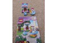 Lego Friends 41021 (dog), 41042 (tiger), 41049 (panda)
