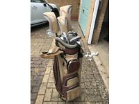 Texan Ladies Golf Clubs and Bag