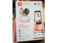 Baby monitor wifi video camera