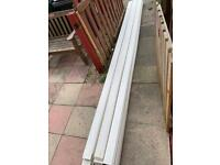 """25 lengths of 4"""" 3.7 MDF skirting boards"""